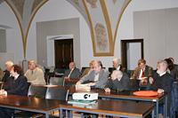 Komorní sál Univerzity Palackého v Olomouci, pohled do sálu